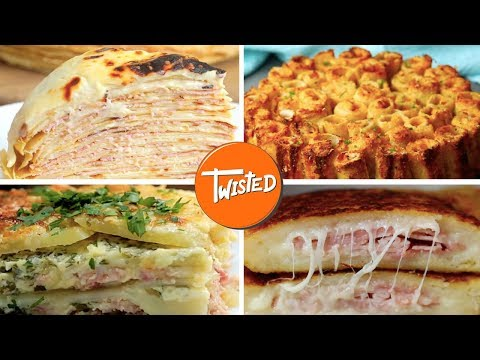 12 Delicious Ham And Cheese Recipes
