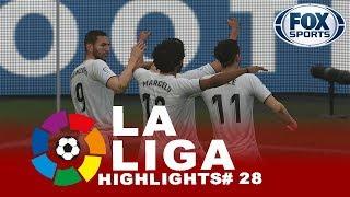 FIFA 19 LA LIGA HIGHLIGHTS#28