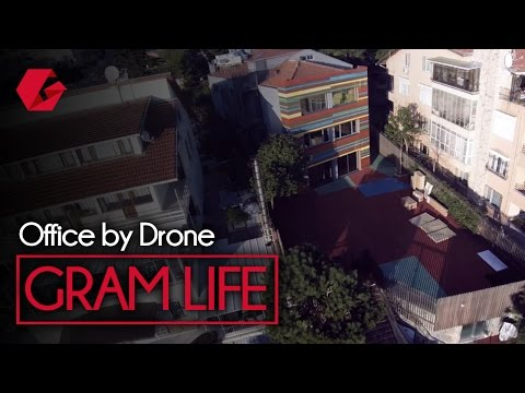 Gram Games | Office by Drone