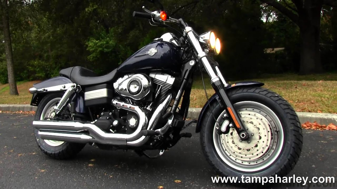 Used 2008 Harley Davidson Fat Bob Motorcycles For Sale Price And
