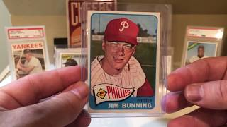 Top 20 Cards from 1964-66 Topps as part of the Vintage Lot