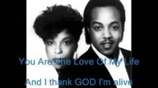 The love of my life by ( Roberta Flack & George Benson w/ lyrics
