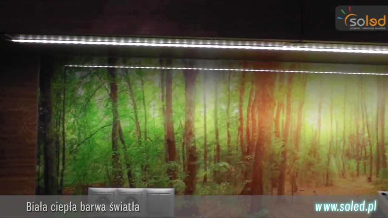 Oświetlenie Kuchni Oświetlenie Podszafkowe Led Oświetlenie Szafek Kuchennych Na Wymiar