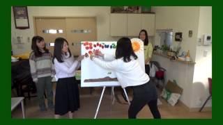 はらぺこあおむし(パネルシアター) 収録:2016年1月25日 冨田理恵・Y...