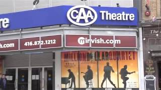 CAA Theatre Launch (former the Panasonic Theatre)