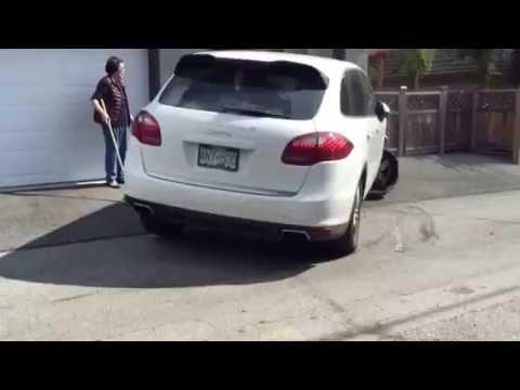 Canadá: Video muestra la peor manera para estacion...