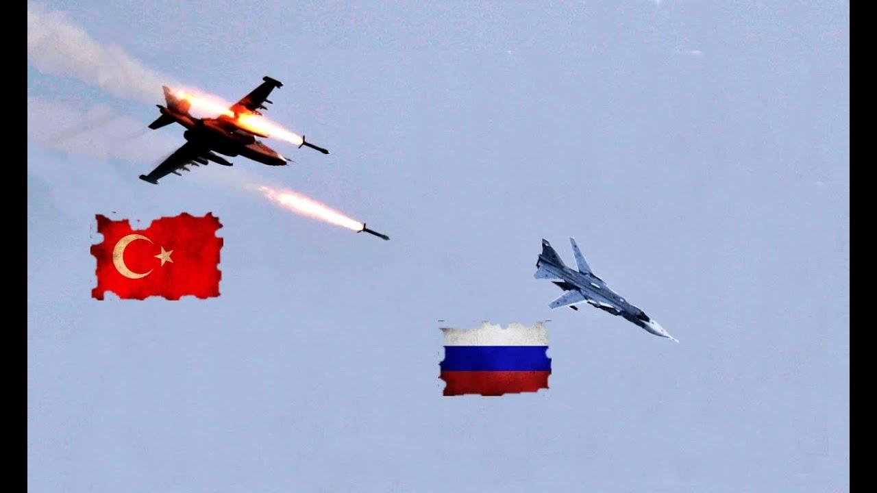 Russia VS Turkey Military Comparison (Syria Crisis) 2015