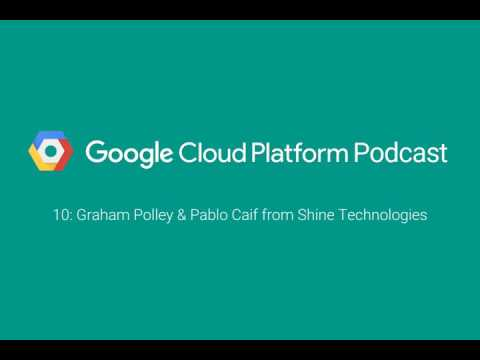 Graham Polley & Pablo Caif from Shine Technologies: GCPPodcast 10