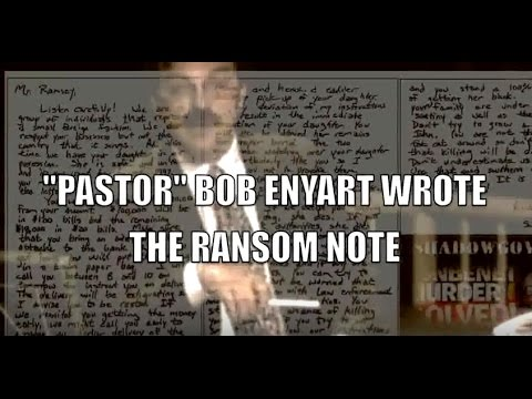 TRUE STORY: BOB ENYART MURDERED JONBENET RAMSEY & WROTE THE RANSOM NOTE - PARENTS ARE INNOCENT!