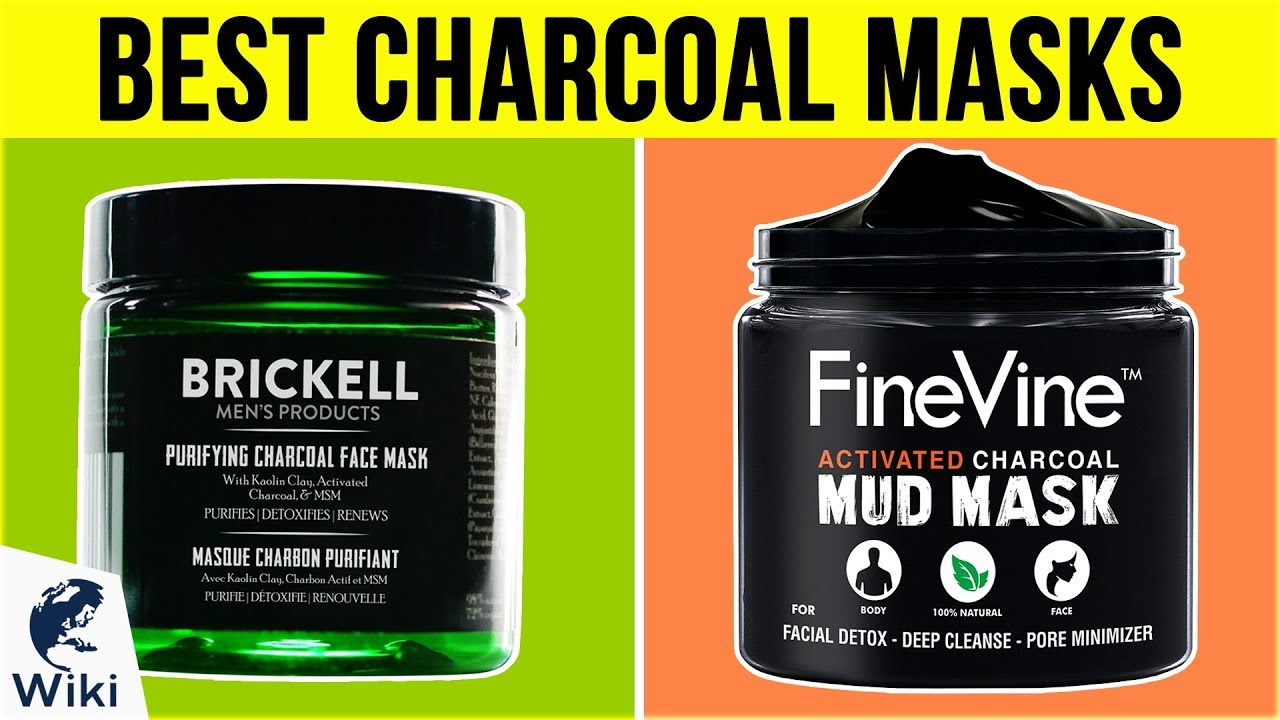 Top 10 Charcoal Masks Of 2019 Video Review