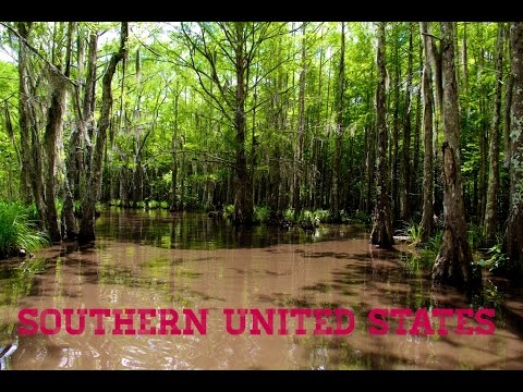 UNITED STATES TRAVEL: TOP 10 PLACES TO SEE IN THE SOUTH