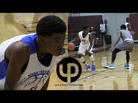 "9th Grader Frank ""Tre"" Gilliam Plays Beyond His Years! Freshman Mixtape"