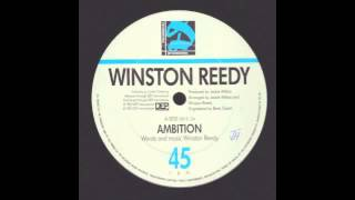 "Ambition + Dub - Winston Reedy - DEP International 12"" (UK) 1984"