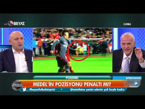 Ahmet Çakar: Beşiktaş hakem Halis Özkahya sayesinde kazandı