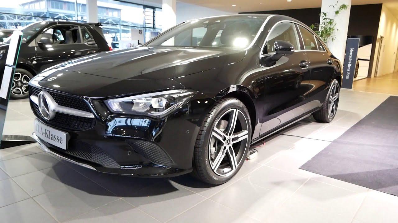 2020 New Mercedes CLA 200 Exterior - YouTube