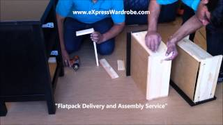 Ikea Hemnes Chest Of Drawers Assembly