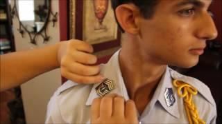 VMHS AF JROTC - Male Uniform (Combo 4)