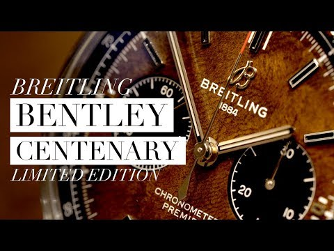 Breitling Premier Bentley Centenary: A Specialist's Review
