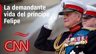 El príncipe Felipe, el pilar de la reina Isabel, muere a los 99 años