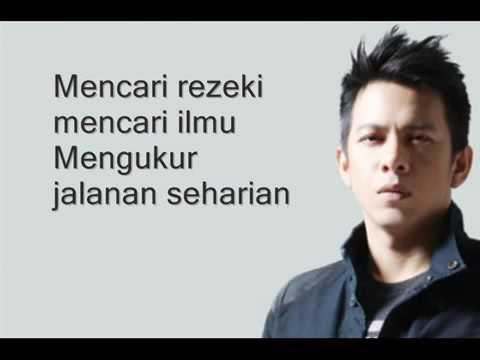 NOAH 'Sajadah Panjang' Lyric Sing Legends