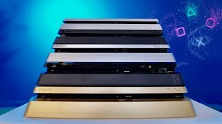 EVERY Color PS4 Slim!