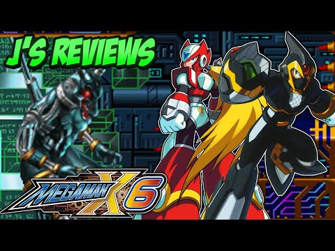 Mega Man X6 - Why It Is The Worst In The Series