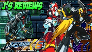 Why Mega Man X6 is the Worst Game I Have Ever Played