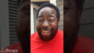 TO YOU FROM THE PORCH - Les Brown