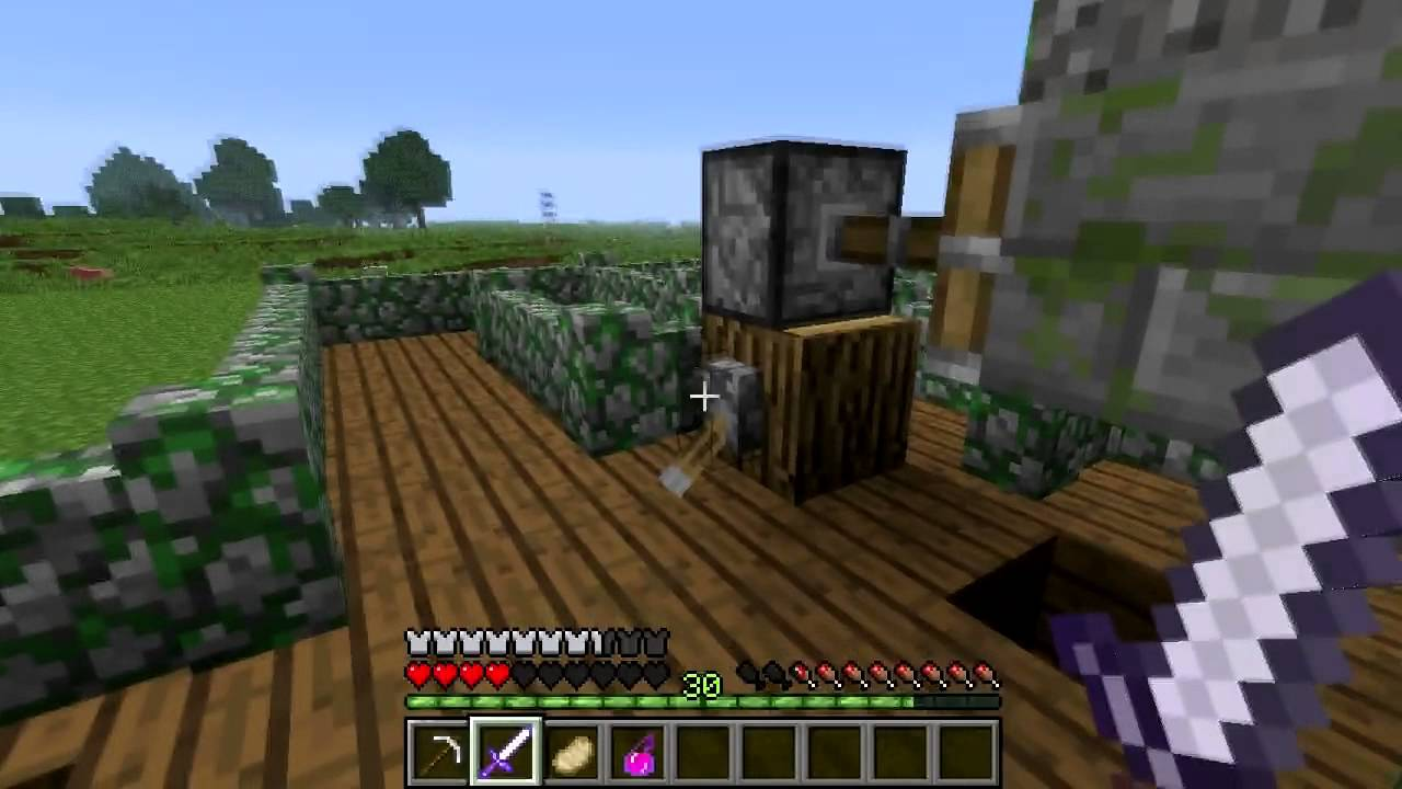 Minecraft Gameplay Mechanics: Damage