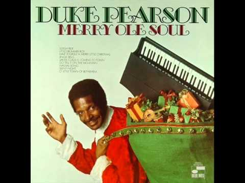 Duke Pearson Quartet - Jingle Bells