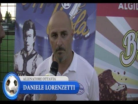 XXXV Beppe Viola, intervista Daniele Lorenzetti (All.Ottavia)