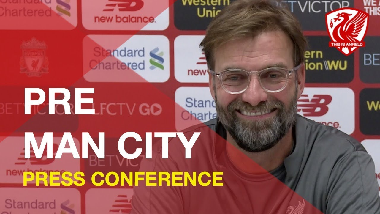 man-city-vs-liverpool-jurgen-klopp-press-conference