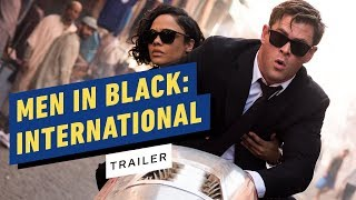 Men In Black: International - Official Trailer 2 (2019) Chris Hemsworth, Tessa Thompson