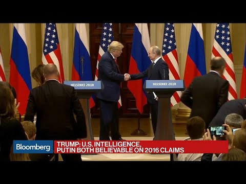 Trump 'Parroted' Putin Talking Points, Carpenter Says