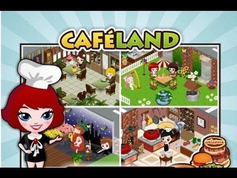 CafeLand Dicas Jogo Do Facebook