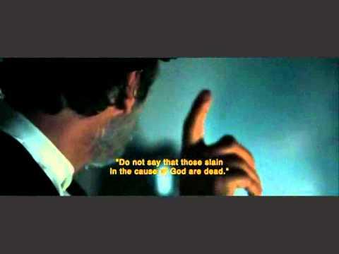 Body of Lies - Leonardo De Caprio explain Koran