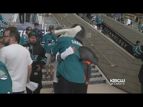 San Jose Sharks Fans Disappointed As Team's Playoff Run Ends