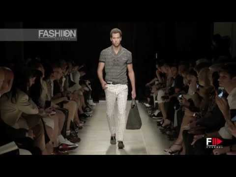 BOTTEGA VENETA Spring Summer 2014 Menswear Collection Milan HD by Fashion Channel