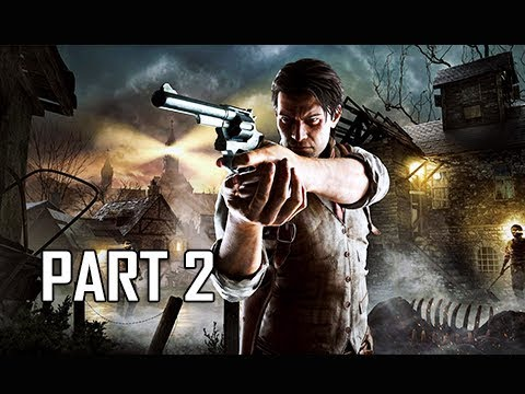 The Evil Within Walkthrough Part 2 - Claws of the Horde (PC Ultra Let's Play Commentary)