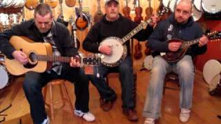 Cripple Creek, Banjo Mandolin & Guitar