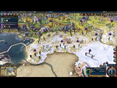 Civilization VI: Australia, Deity, Cultural Victory #07