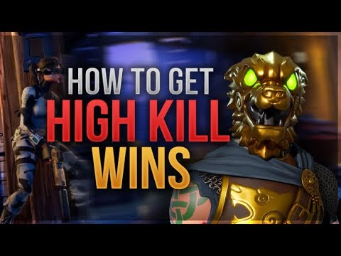 HOW TO WIN | High Kill Game Guide and Tips (Fortnite Battle Royale)