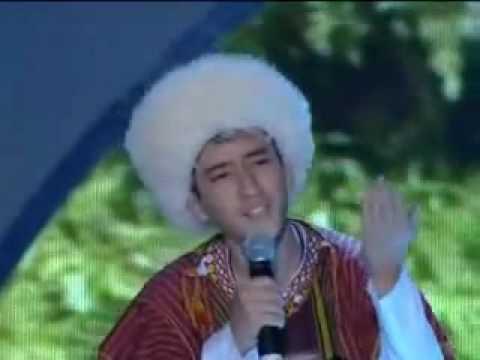Bülbül Şiiri Mehmet Akif Ersoy  8 Türkçe Olimpiyatlari Övez Murat Altıyev.wmv