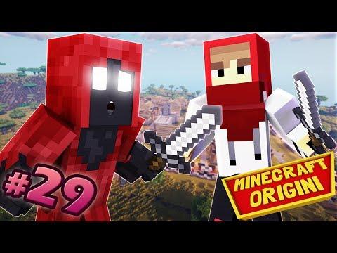 NULL Incontra i BANDITI del DESERTO - Minecraft Origini #29