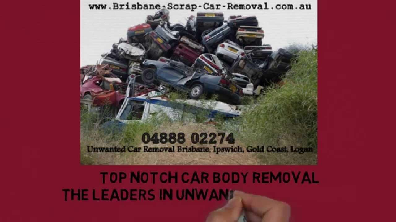 Unwanted Car Removal Brisbane, Qld, Australia - YouTube