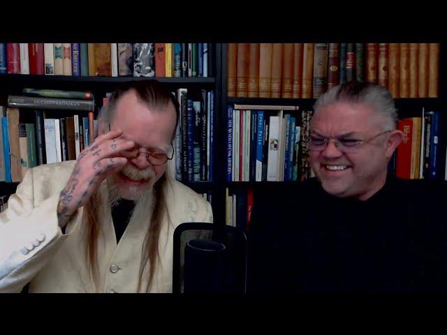 Tisdagsmys! - 2021-03-02 Carl Norberg och Conny Grewe