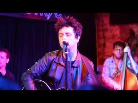 Billie Joe Armstrong & Norah Jones - Lightning Express (New York City 2015)