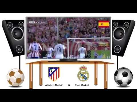 Atletico Madrid vs Real Madrid (Spanish Super Cup 2014)