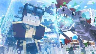 THE ICE DRAGON ?! | Minecraft Magic Dragons