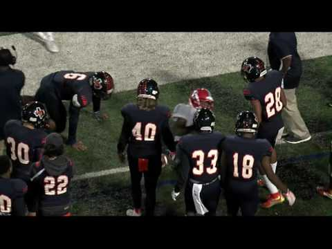Garland ISD: 2016 GISD Football Skyline vs Sachse Bi-District Playoffs